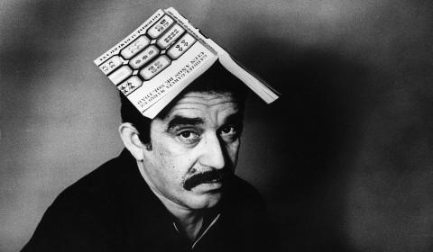 Gabriel Garcia Marquez - photo © Colita/CORBIS
