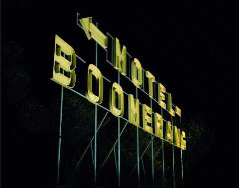 Tim Davis, Motel Boomerang