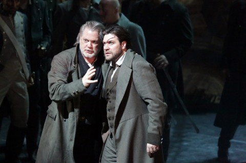 Les Troyens di Hector Berlioz  - photo Brescia/Amisano – Teatro alla Scala