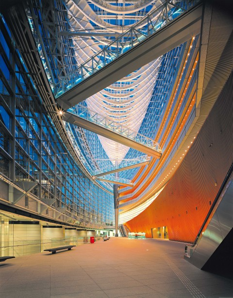 Rafael Viñoly Architects, International Forum, 1996