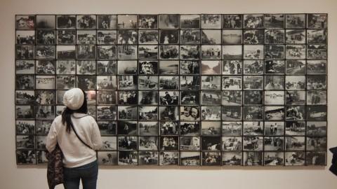 Christian Boltanski, Album de photos de la famille D., 1971