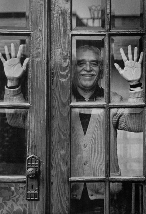Graciela Iturbide, The Writer Gabriel García Márquez, México D.F. 1992