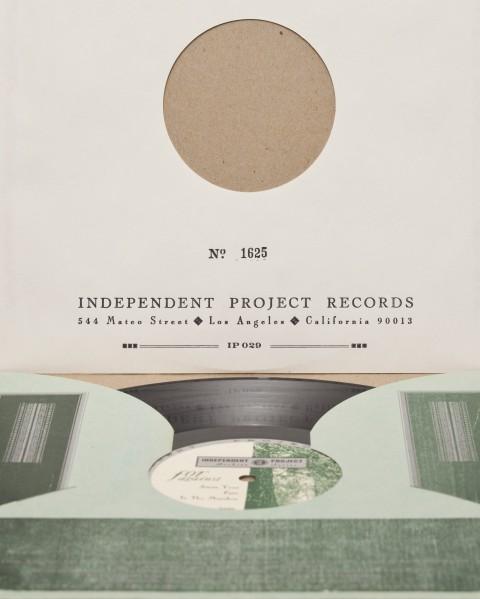 Bruce Licher - Independent Project Records - photo © Noemi La Pera
