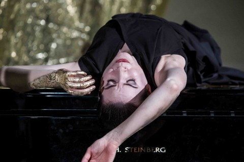 Lezioni di Tenebra - Lucia Ronchetti © Stephanie Lehmann