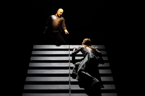 Otello, di/con Luigi Lo Cascio - photo Antonio Parrinello