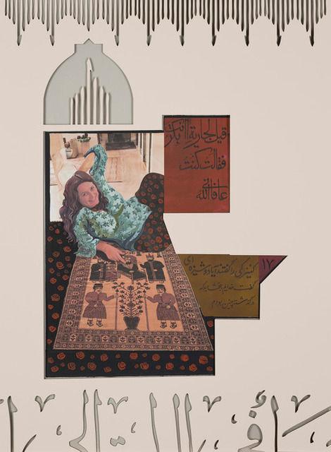 MiArt 2014 - Ramin e Rokni Haerizadeh, Hesam Rahmanian e Iman Raad @ Isabelle van den Eynde