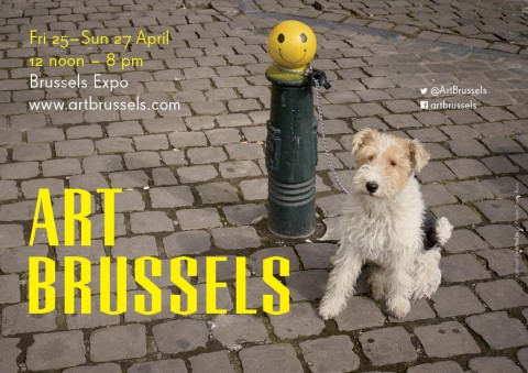 Una delle immagini realizzate da Jimmy Kets per Art Brussels 2014