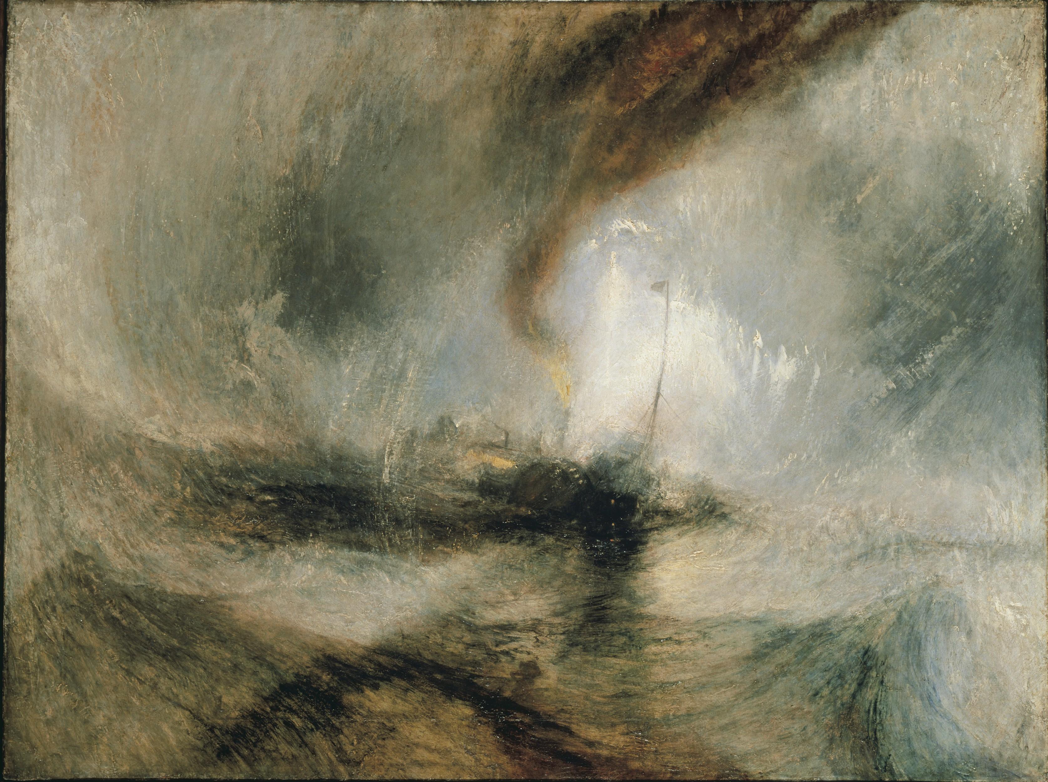 Il pittore del mare e delle onde. Turner a Greenwhich   Artribune