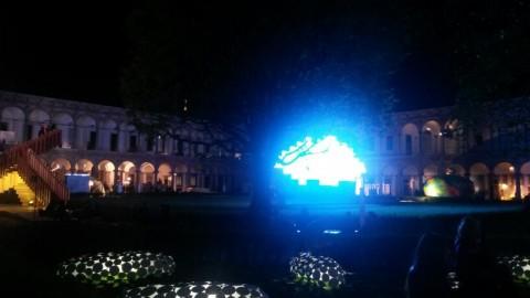 Interni alla Statale di Milano