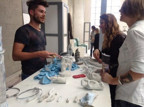 Royal Academy of Art, The Hague - Milano 2014