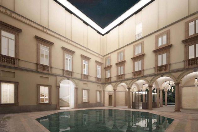 Italo Rota per Palazzo Citterio a Milano