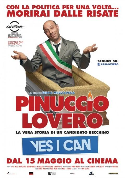 """Il manifesto di """"Yes I Can"""""""