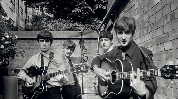I Beatles ritratti da Terry O'Neill