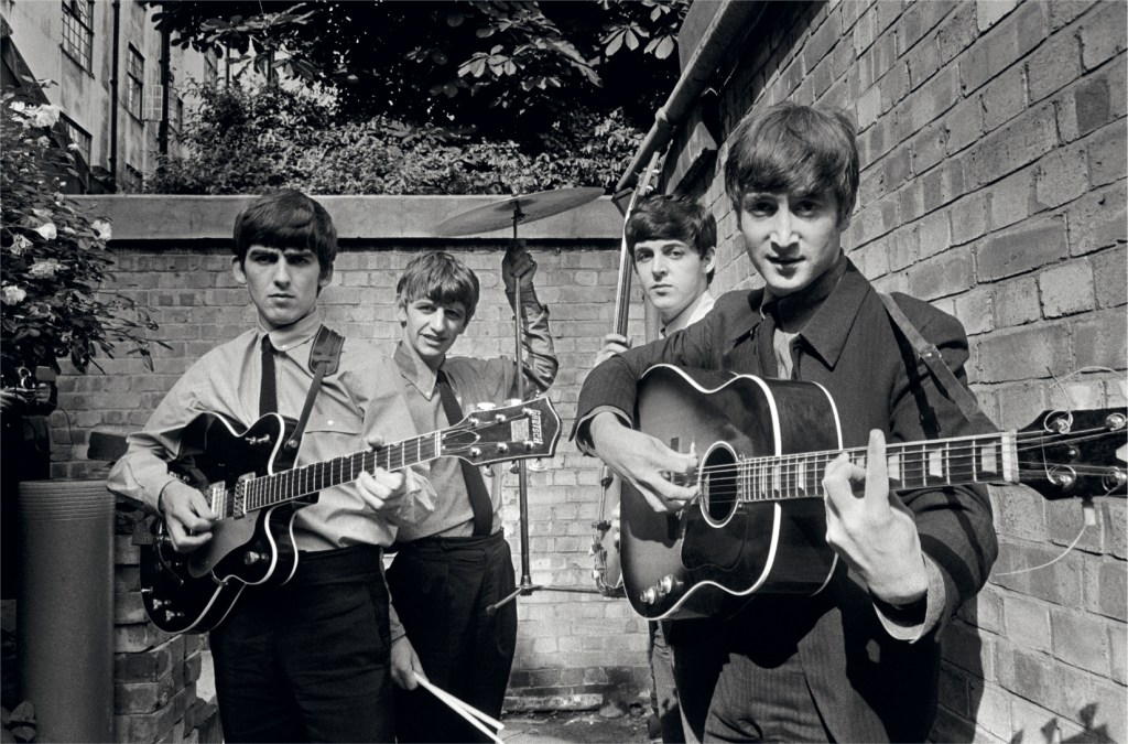 I Beatles ritratti da Terry O'Neill