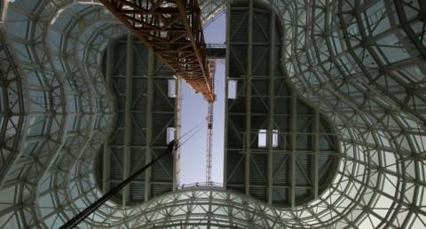 Milano, nel cantiere del  Museo delle Culture