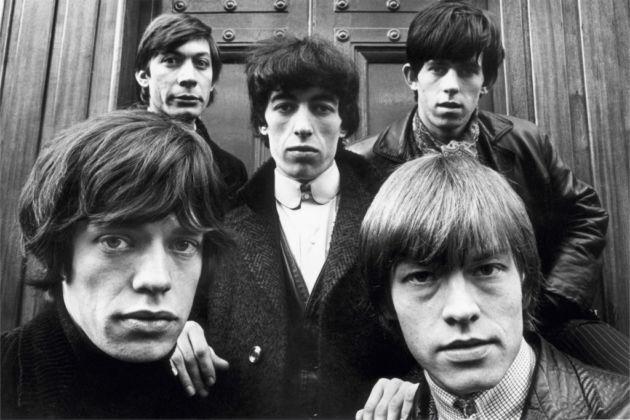 Terry O'Neill inquadra i Rolling Stones