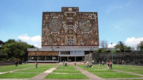 Museo Universitario di Arte Contemporanea, Città Universitaria UNAM, Città del Messico