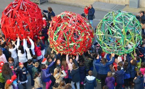 Ogni città è un mondo, progetto Essere città in collaborazione con Associazione Pigna Mon Amour e Città di Sanremo, 2013