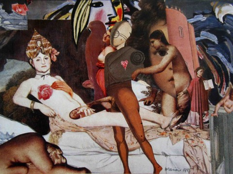 Marcel Marien - Partouse artistique (Orgia artistica)