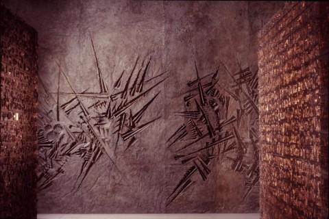 Arnaldo Pomodoro, Ingresso nel labirinto, 1995-2011 - photo Vaclav Sedy
