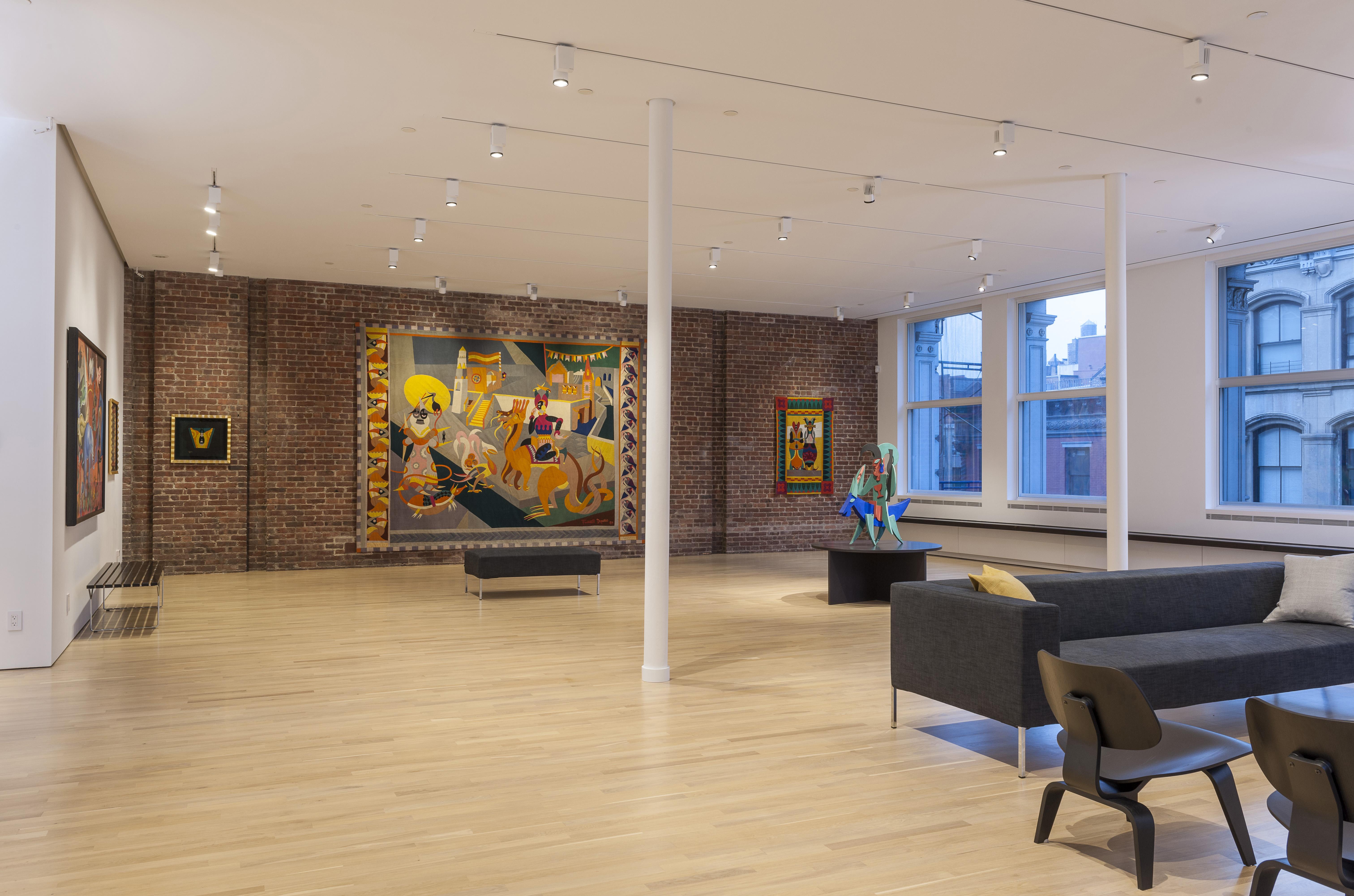 CIMA - Center for Italian Modern Art, New York 2014 - photo Walter Smalling Jr.