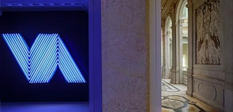 Bertrand Lavier, Itafa III - 2013