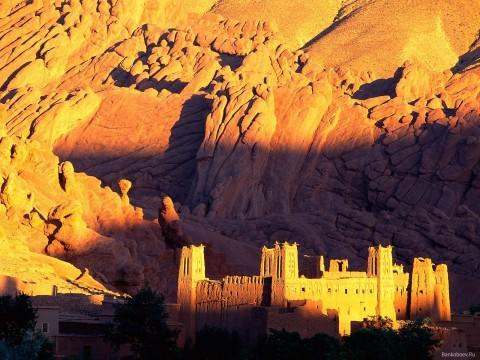 Marocco, gole del Dades