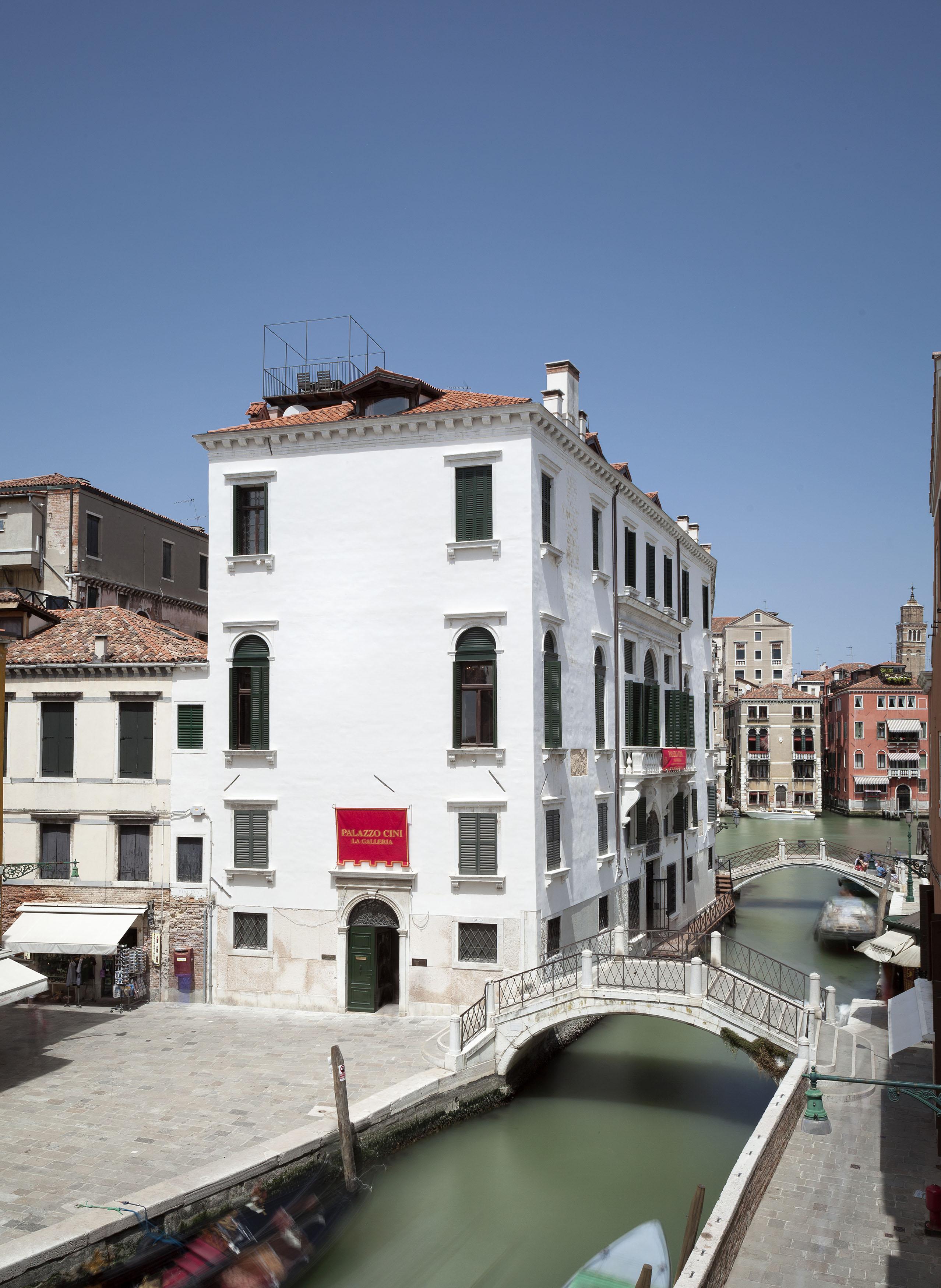 Palazzo Cini a San Vio, Venezia (foto Matteo De Fina)