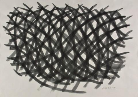 Piero Dorazio, Senza titolo, 1964