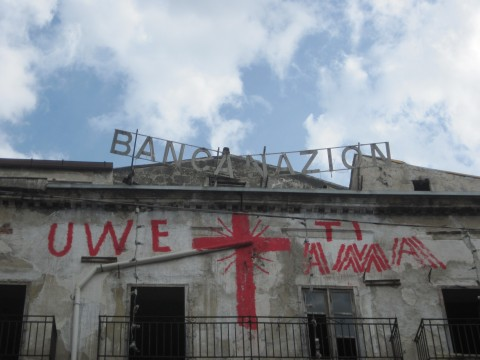 Uwe, Banca Nazion, Palermo