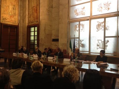 La conferenza stampa romana dell'iniziativa Firenze Hometown of Fashion