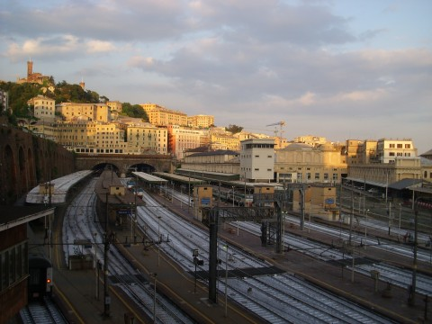 Stazione ferroviaria di Genova Piazza Principe