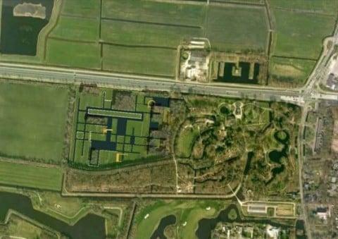 A12 - Groot Vijversburg, 2011