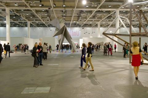 Art Basel in Basel 2013, General Impressions, MCH Messe Schweiz (Basel) AG