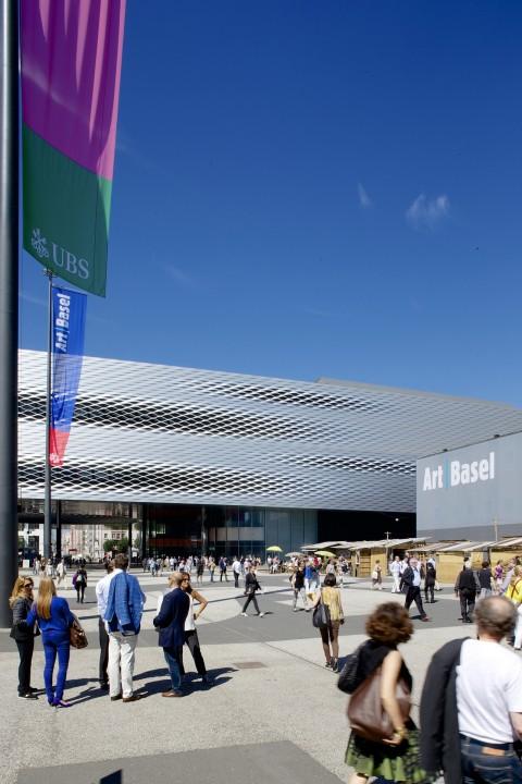 Art Basel in Basel 2013, General Impressions, MCH Messe Schweiz (Basel) AG-5