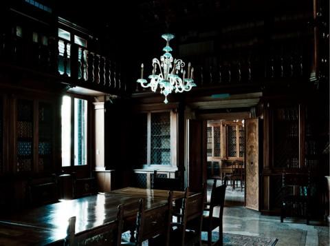 Axel Hütte, Palazzo Loredan 2, Italy, 2012 (Palazzo Loredan, Istituto Veneto di Scienze, Lettere ed Arti, Venezia)