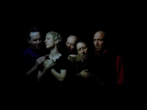 Bill Viola, The Quintet of the Astonished(2000)- Photo Silvia Neri