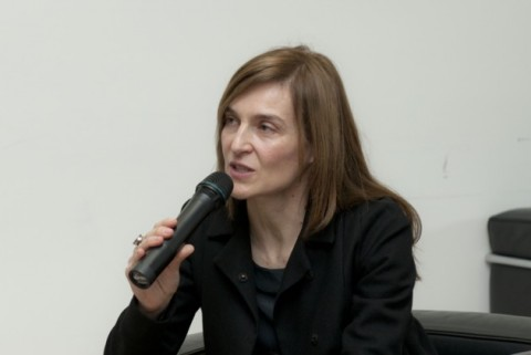 Cristiana Collu, neodirettrice della GNAM