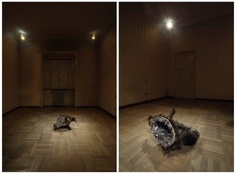 David Casini - Tu non mi conosci, 2012. Courtesy Spazio Morris, Milano