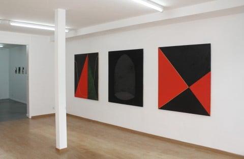 Allegoria. La pittura oltre se stessa, Angelo Sarleti e Michele Tocca, exhibition view - Fuoricampo, Bruxelles