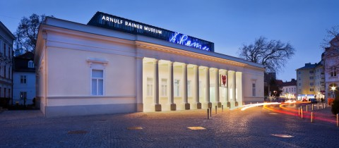 Frauenbad Arnulf Rainer Museum, Baden - Courtesy AR Museum, 2014. Foto Rainer Mirau