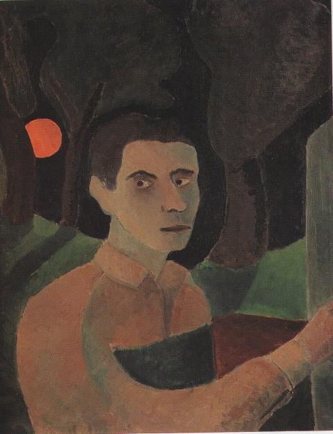 Goffredo Parise, Autoritratto, 1946-1947