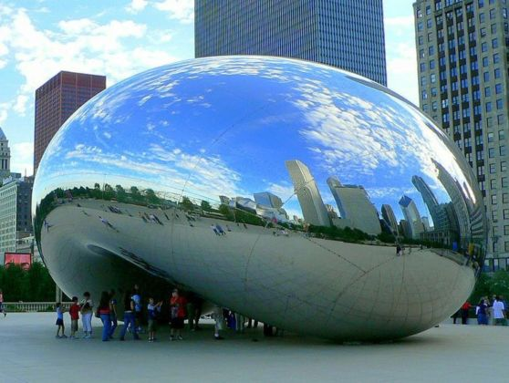Il Cloud Gate di Anish Kapoor