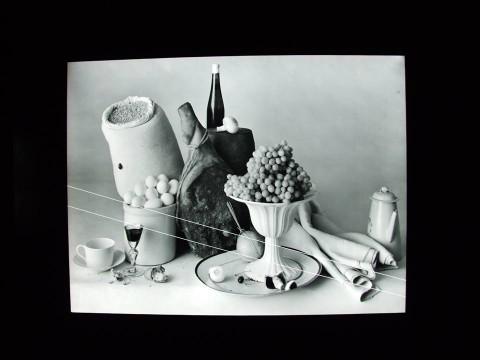 Irving Penn, New York Still Life, 1947.