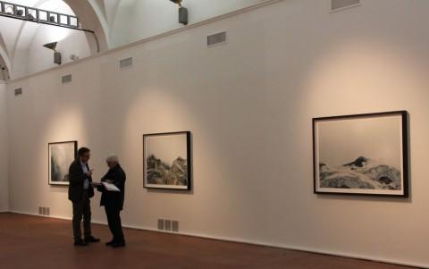 La mostra di Axel Hütte a Modena