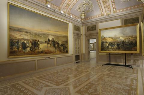 Gallerie d'Italia, Piazza Scala, Milano
