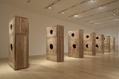 Ai Weiwei - Moon Chest