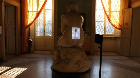 Simone Berti - Artisti che si ripetono, 2012. Courtesy Vistamare