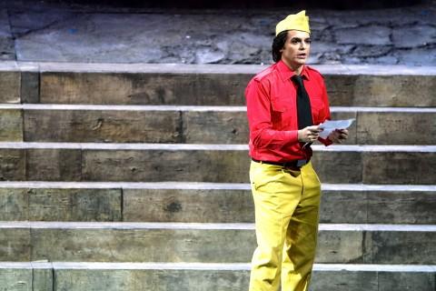 Teatro Carlo Felice, Carmen - foto Marcello Orselli