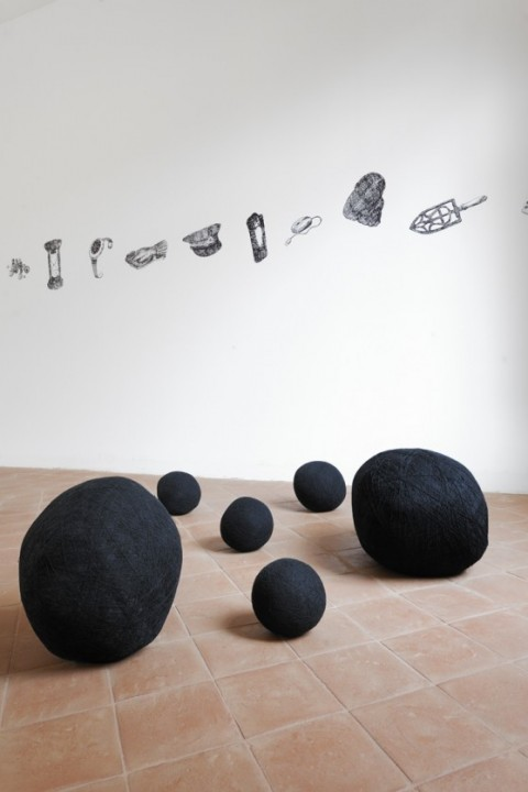 Claudia Losi, Other than a thing, 2012